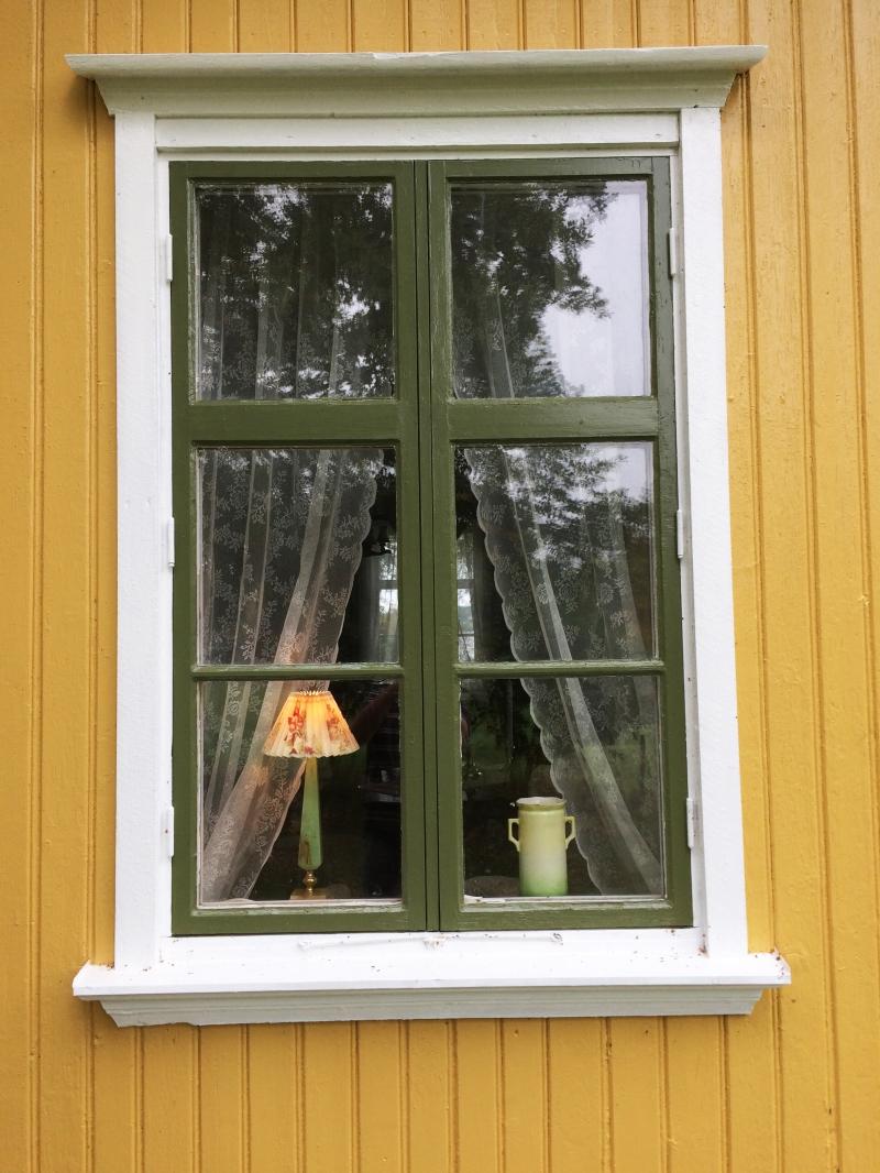 høst vindu